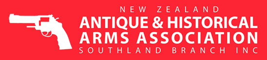 New Zealand Antique & Historical Arms Association Southland Branch Inc